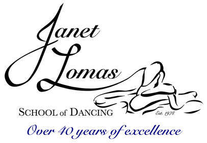 Janet Lomas School of Dancing | Ballet & Tap Dance Classes | Bury